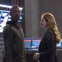Eric Carter and Rebecca Ingram at CTU in 24: Legacy Episode 10