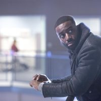 Ashley Thomas as Isaac Carter at CTU in 24: Legacy Episode 10