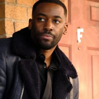 Ashley Thomas as Isaac Carter in 24: Legacy Episode 6