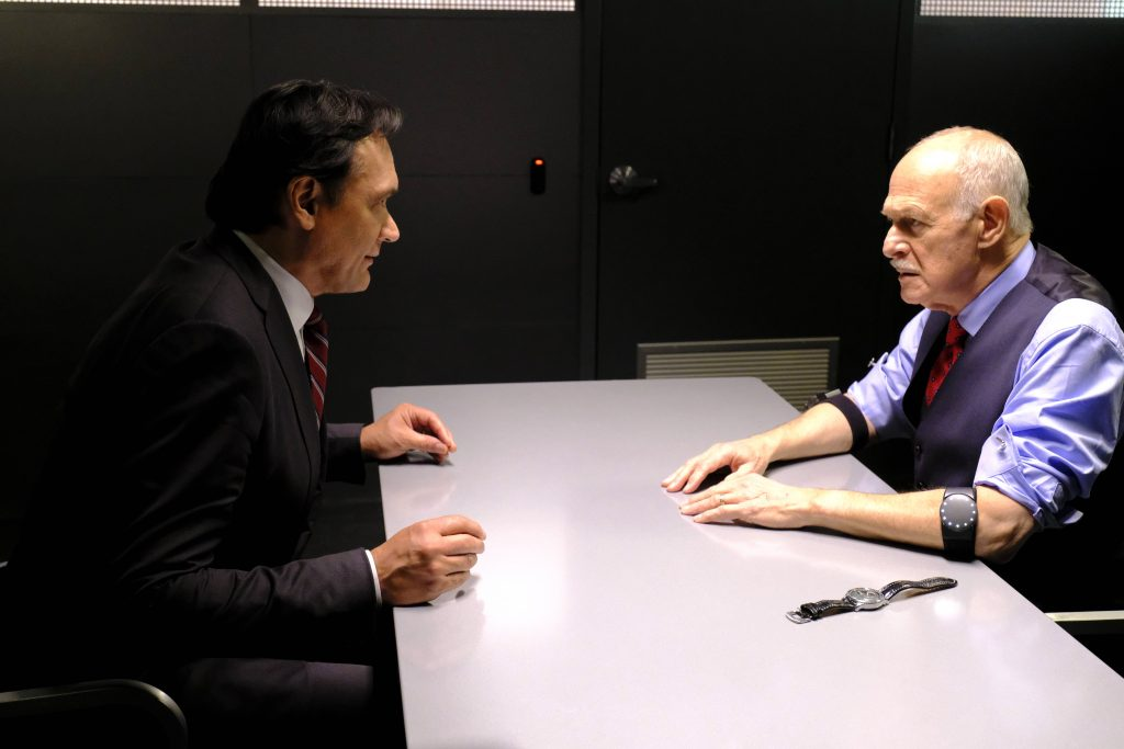 Gerald McRaney as Henry Donovan in 24: Legacy Episode 6