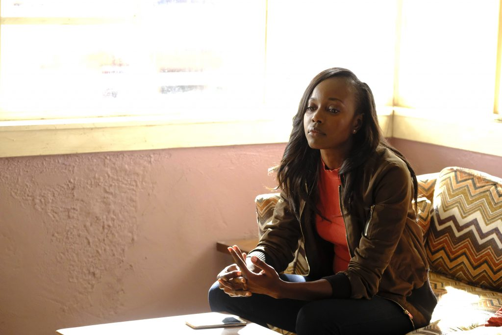 Anna Diop as Nicole Carter in 24: Legacy Episode 6