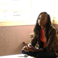 Anna Diop as Nicole Carter in 24: Legacy Episode 6
