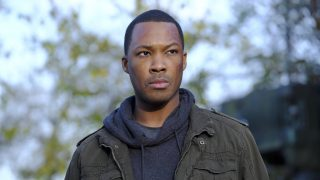 Corey Hawkins as Eric Carter in 24: Legacy Episode 7