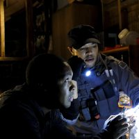 Eric Carter and Bomb Technician in 24: Legacy Episode 9
