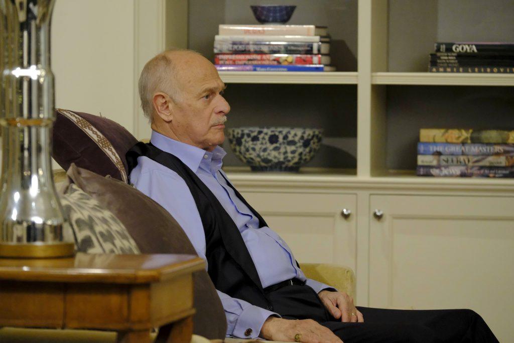 Gerald McRaney as Henry Donovan in 24: Legacy Episode 9