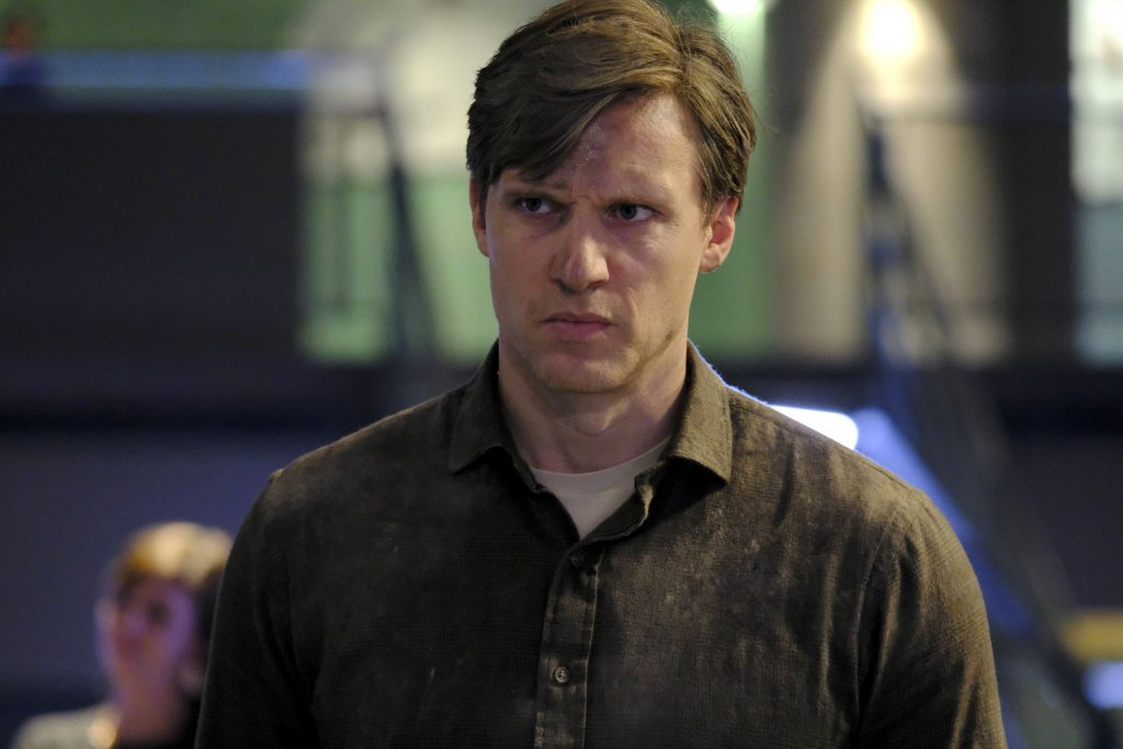 Teddy Sears as Keith Mullins in 24: Legacy Episode 9