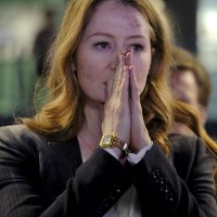 Miranda Otto as Rebecca Ingram in 24: Legacy Episode 9