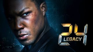 24: Legacy key art featuring Corey Hawkins