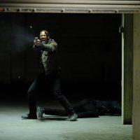 Corey Hawkins as Eric Carter in 24: Legacy Episode 8