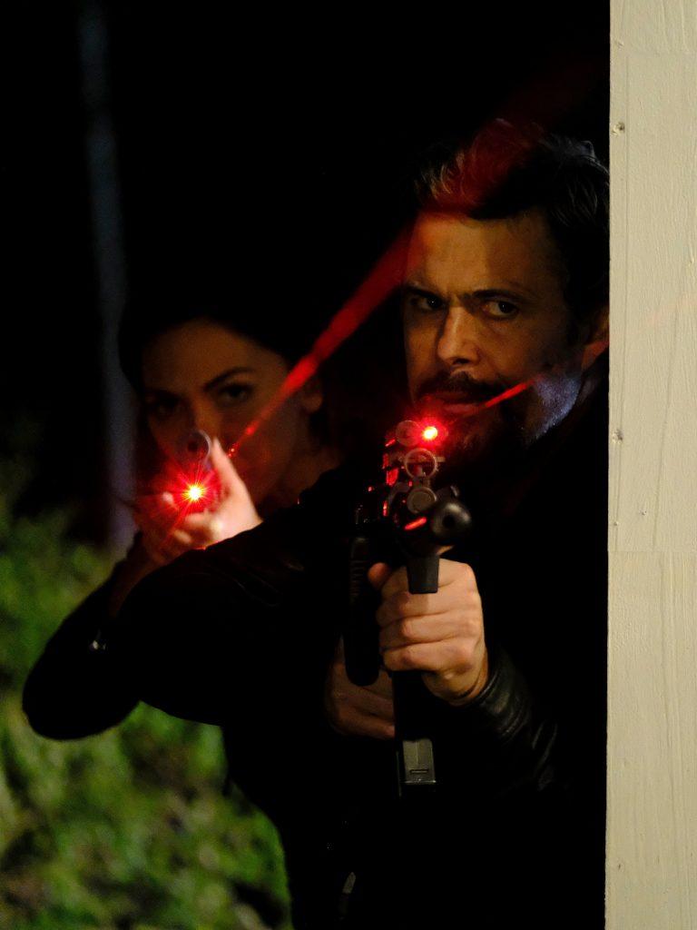Carlos Bernard as Tony Almeida in 24: Legacy Episode 11