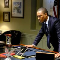 Corey Hawkins as Eric Carter in 24: Legacy Episode 11