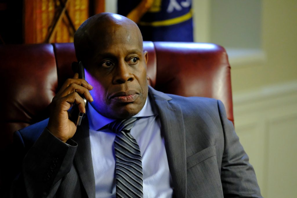 James Moses Black as Donald Simms in 24: Legacy Episode 11