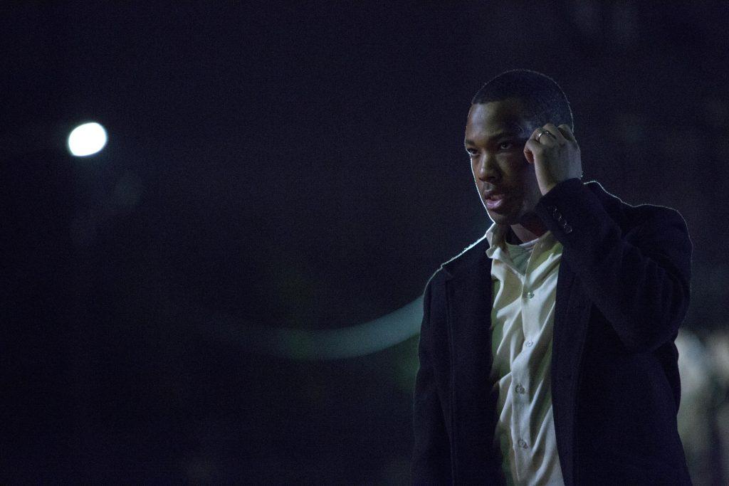 Corey Hawkins as Eric Carter in the 24: Legacy Season Finale
