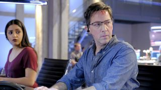 Dan Bucatinsky as Andy Shalowitz in the 24: Legacy Season Finale
