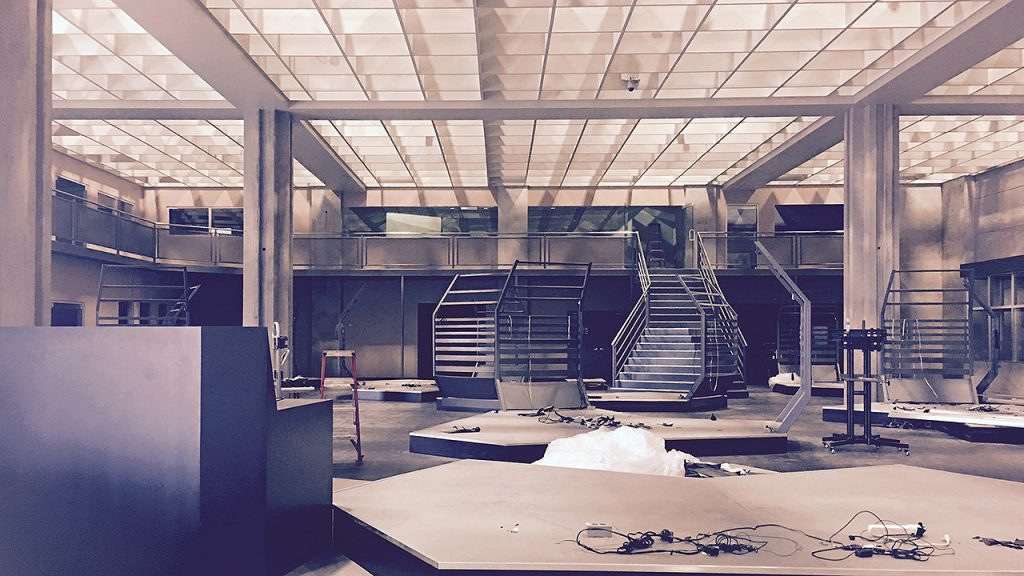 24: Legacy Set Torn Down