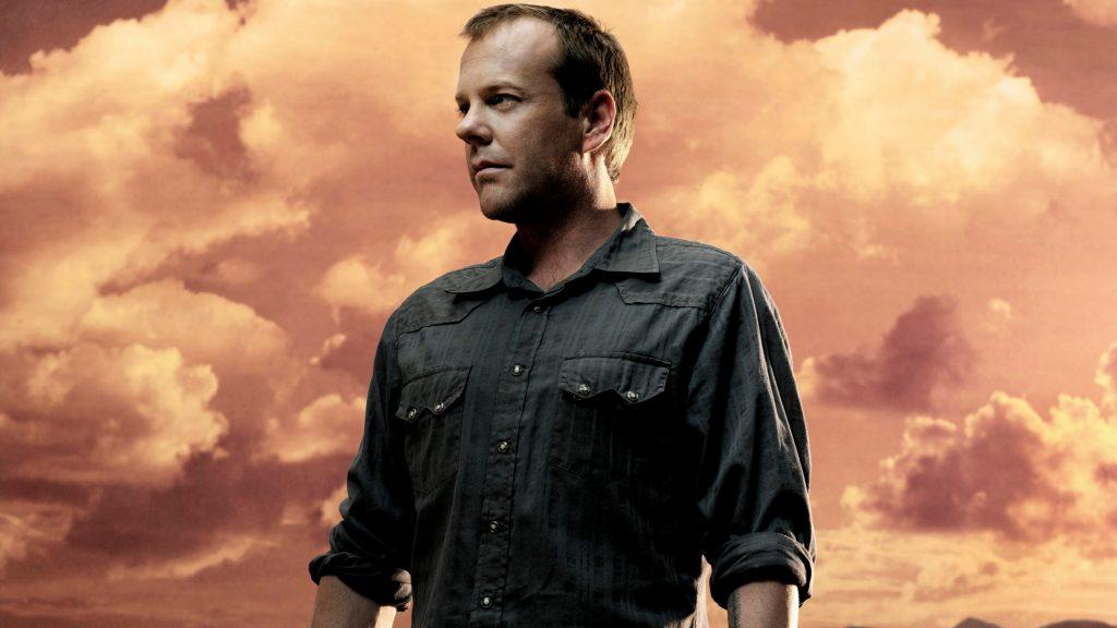 Jack Bauer 24 Season 5 Photoshoot