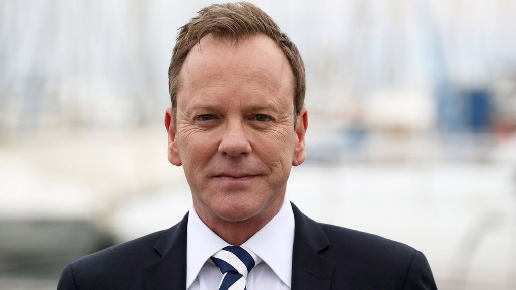 Kiefer Sutherland at MIPCOM 2016