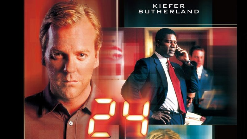 24 (Season 1) - Direct Download - Hit TV Series
