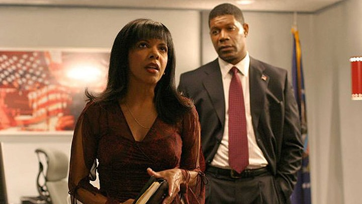 Sherry and David Palmer 24 Season 3