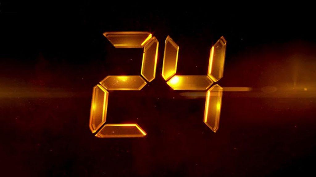 24 TV logo